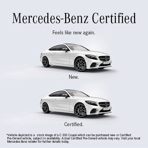 Mercedes Benz Certified