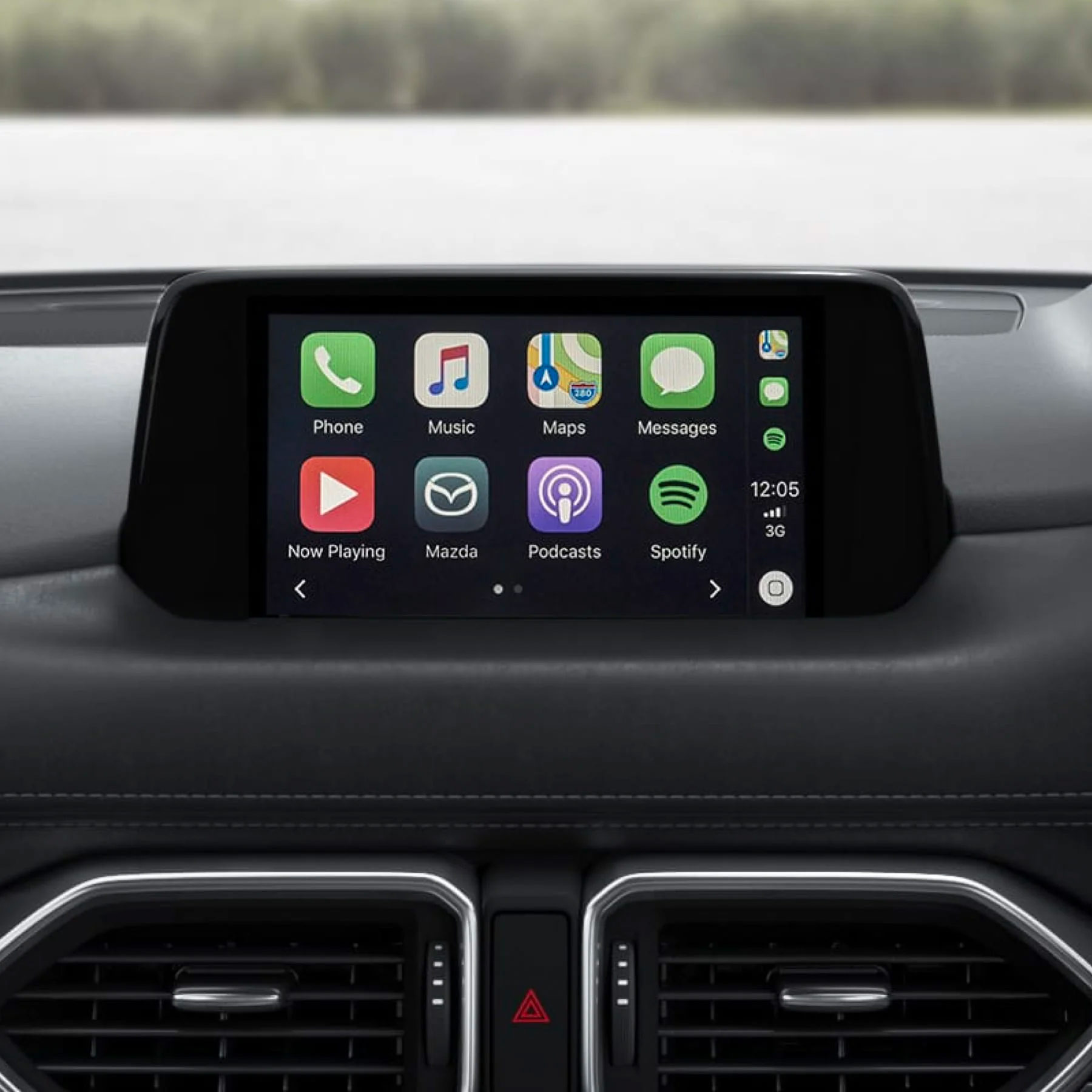 MZD Connect with Apple Carplay and Android Auto