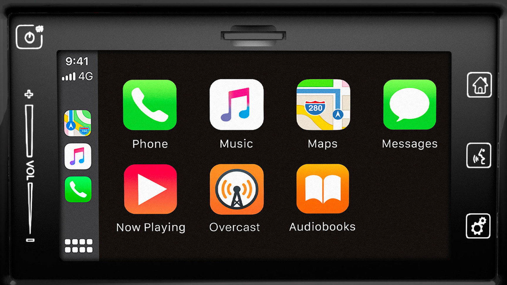 Apple CarPlay® and Andr