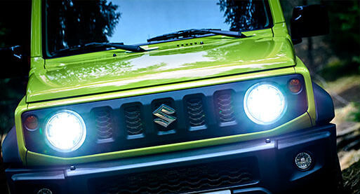 LED Headlamps with Washer (GLX)